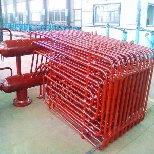 Steam-Superheater-Coils-in