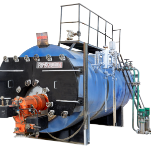 Oilpac Boiler