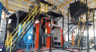 Steam boiler manufacturer