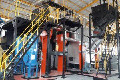 Steam boiler manufacturer